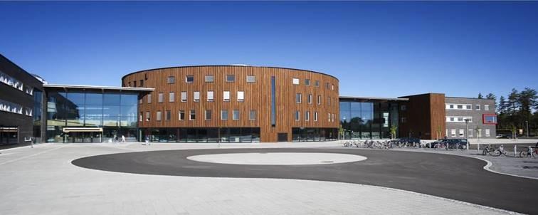 Fastighets AB Balder äger fastigheter i Norge