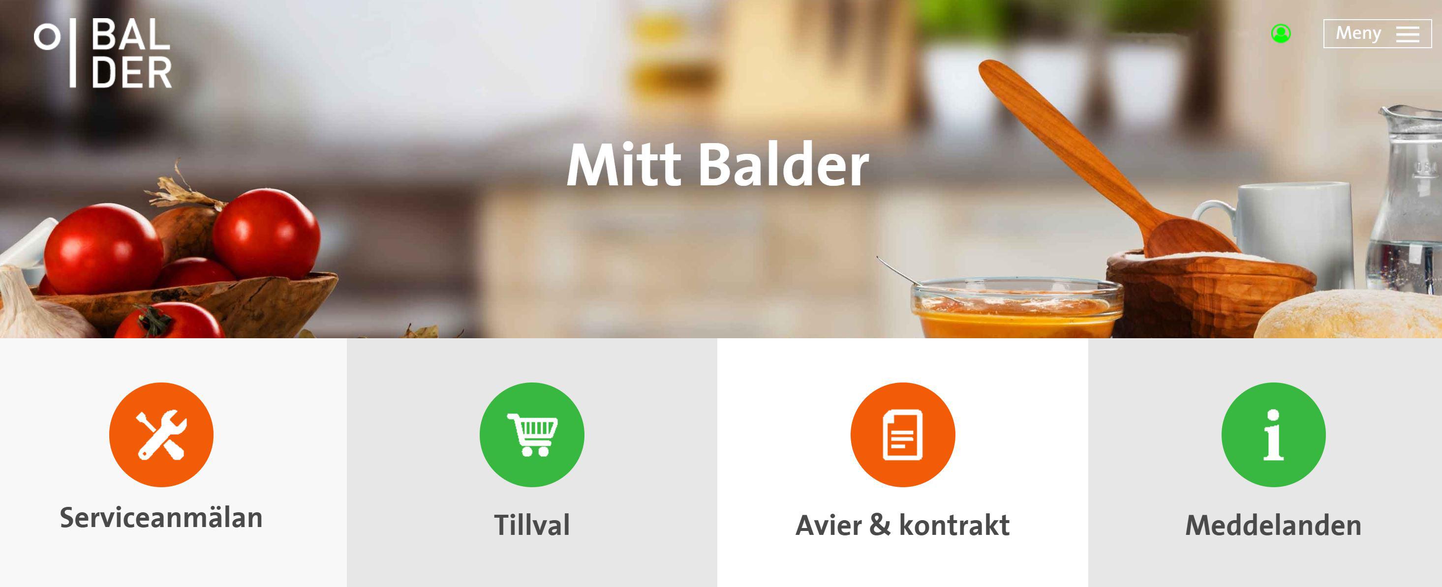 Mina Sidor Fastighets AB Balder byter namn till Mitt Balder