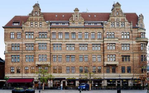 Hyra kontor i Malmö