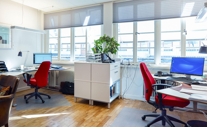 Balder har lediga butikslokaler och kontor i Norrköping