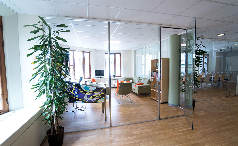 Balder har lediga kontorslokaler och butikslokaler i Skövde