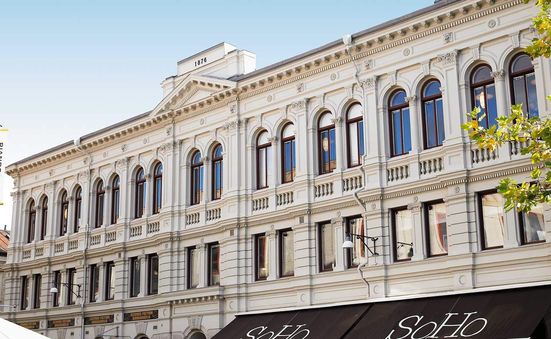 Lediga lokaler och kontor i Göteborg