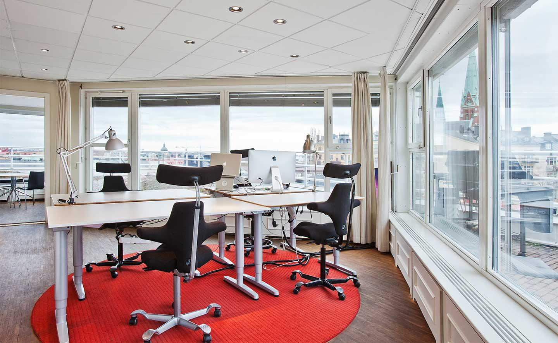 Lediga kontor och kontorslokaler i Stockholm