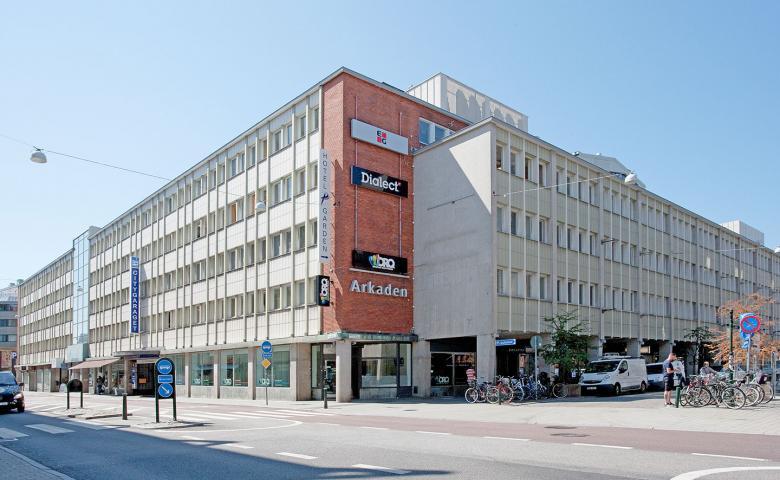 Citygaraget i Malmö erbjuder Parkeringsplats och garage i centrala Malmö