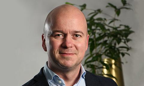 Daniel Fredlund, Balder, Fastighets AB Balder