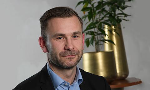 Martin Hag, Balder, Fastighets AB Balder
