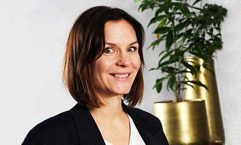 Sandra Nilsson, Balder, Fastighets AB Balder