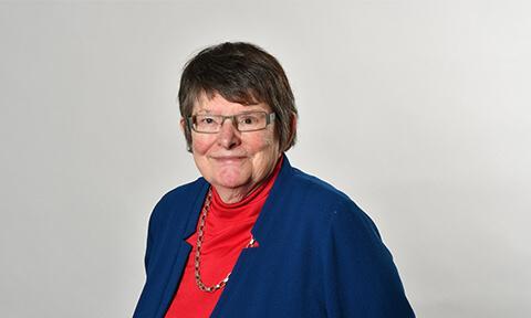 Christina Rogestam är styrelseordförande i Fastighets AB Balder sedan 2006